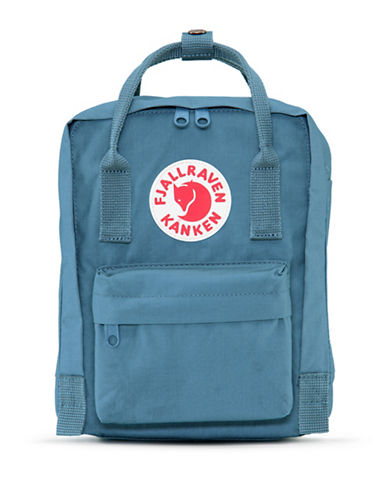 Fjallraven Kanken Mini Backpack-BLUE RIDGE-One Size