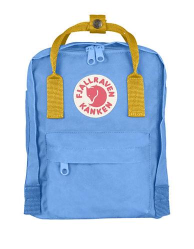 Fjallraven Kanken Mini Backpack-BLUE-One Size