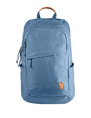 Fjallraven Raven HeavyDuty Eco Backpack-BLUE-One Size