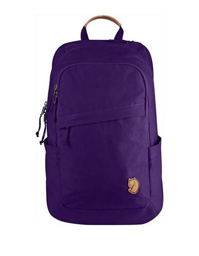 Fjallraven Raven 20L Backpack-PURPLE-One Size