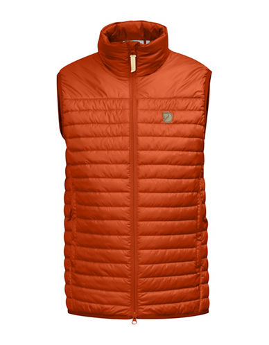Fjallraven Abisko Padded Vest-ORANGE-Small