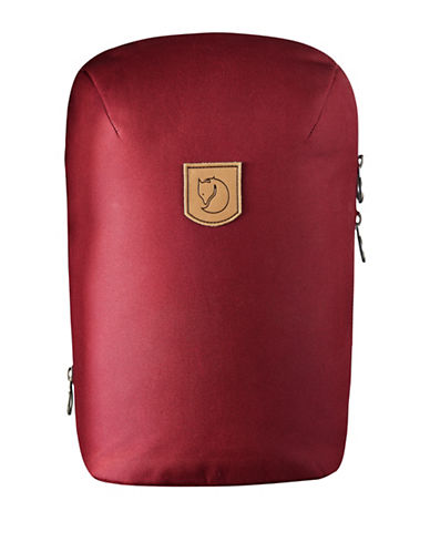 Fjallraven Kiruna Small Backpack-RED-One Size