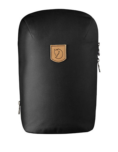 Fjallraven Kiruna Small Backpack-BLACK-One Size