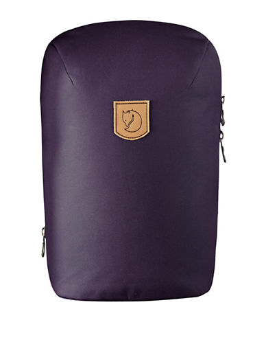 Fjallraven Kiruna Small Backpack-PURPLE-One Size