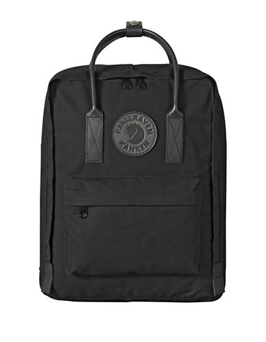 Fjallraven Kanken 7L Mini Backpack-BLACK-One Size