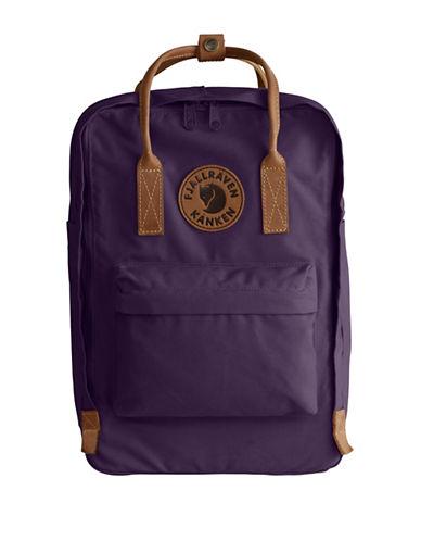 Fjallraven Kanken 16L Backpack-PURPLE-One Size