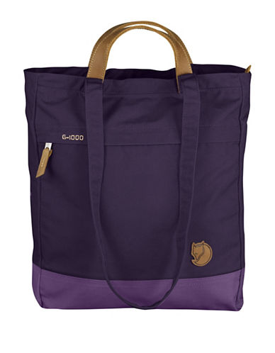 Fjallraven Totepack No.1-NAVY-One Size