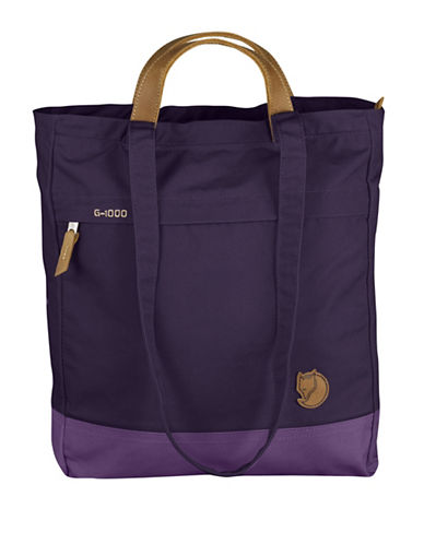Fjallraven Totepack No.1-PURPLE-One Size