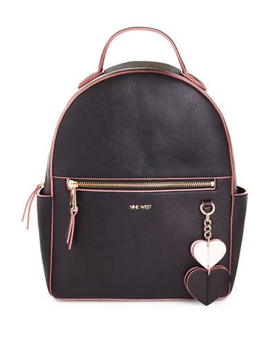 Nine West Briar Backpack-BLACK-One Size