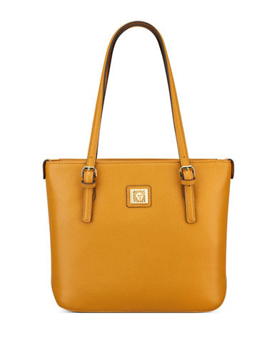 Anne Klein Perfect Tote-BUTTERSCOTCH-One Size