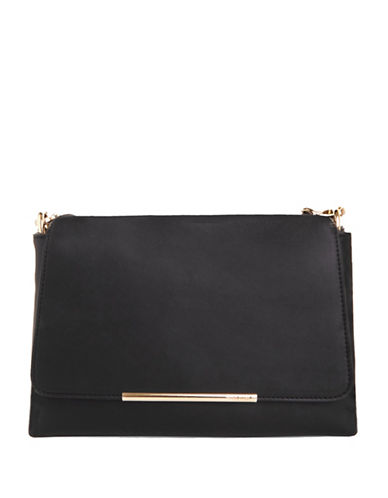 Nine West Salana Shoulder Bag-BLACK-One Size