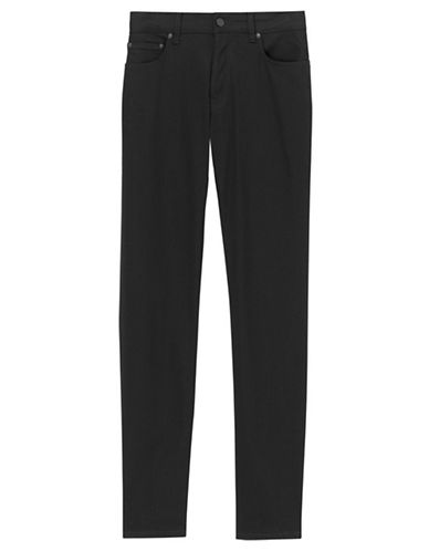 Filippa K Stan Ultra Black Jeans-BLACK-32