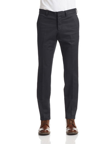 Filippa K Cotton Pants-NAVY-EU 54/X-Large