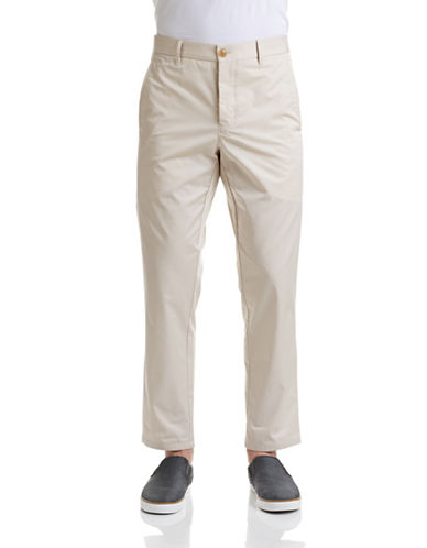 Filippa K Terry Summer Chino Pants-DOVER-EU 46/X-Small