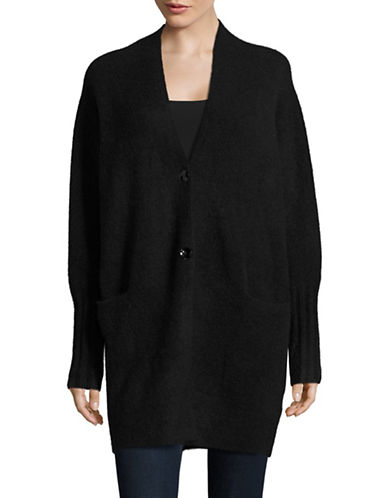 Filippa K Oversized Wool Cardigan-BLACK-Large 88746968_BLACK_Large