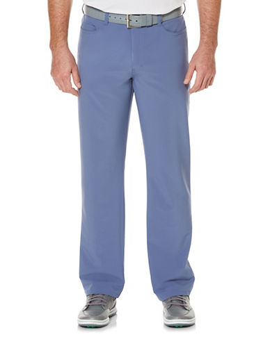 Callaway Golf Performance Five-Pocket Pants-BLUE-40X32