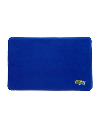 Lacoste Memory Foam Rug-SURF BLUE-One Size