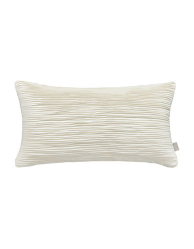 Ted Baker London Frayed Edge Pillow-IVORY-One Size