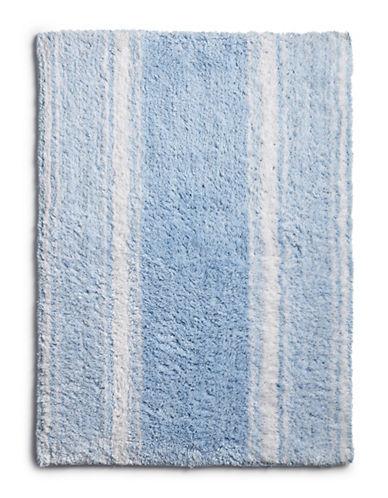 Martha Stewart Reversible Cotton Bath Rug-FROZEN POND-17x24