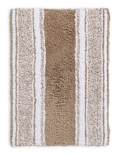 Martha Stewart Reversible Cotton Bath Rug-SPARROW-17x24