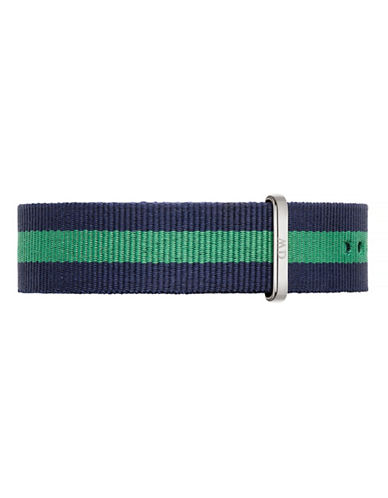 Daniel Wellington Classic Warwick NATO Watch Strap-GREEN-One Size