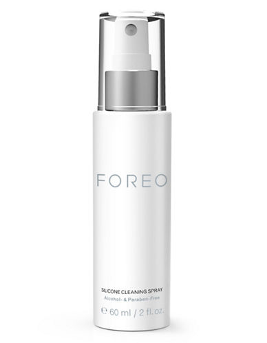 Foreo Silicone Cleaning Spray-NO COLOUR-60 ml