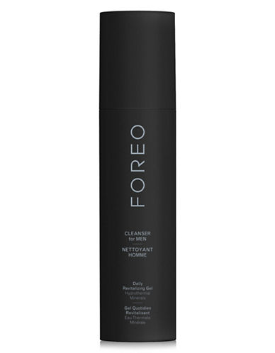 Foreo Daily Revitalizing Gel Cleanser For Men-NO COLOUR-120 ml