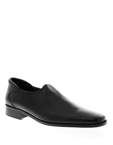 Donald J. Pliner Rex Loafer-BLACK-11.5