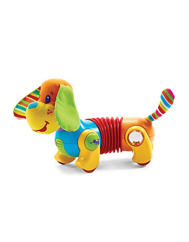 Tiny Love Follow Me Fred Puppy Toy-MULTI-One Size