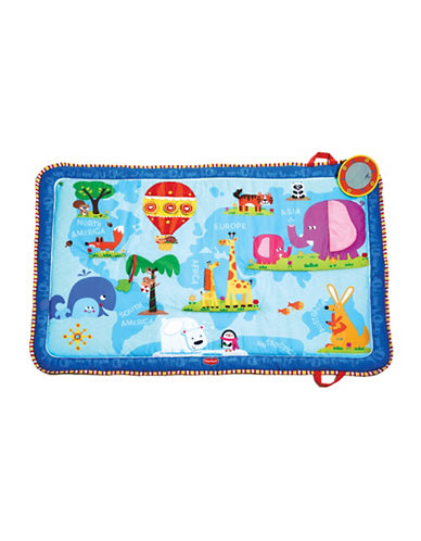 Tiny Love Discover the World Mat-MULTI-One Size