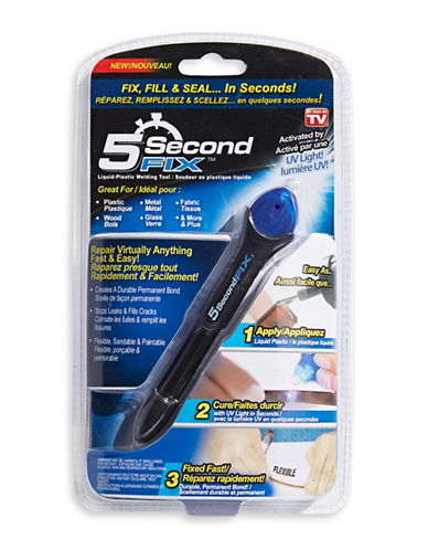 As Seen On Tv Five-Second Fix Liquid Plastic Welding Tool-MULTI-One Size