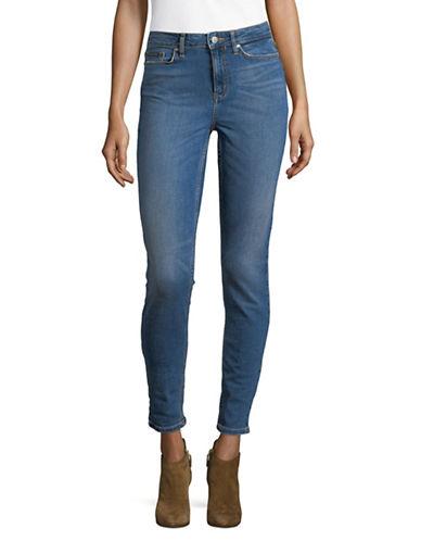 Calvin Klein Jeans Sandy Bea High-Rise Jeans-BLUE-28