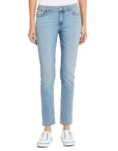 Calvin Klein Jeans Ankle Skinny Jeans-BLUE-27