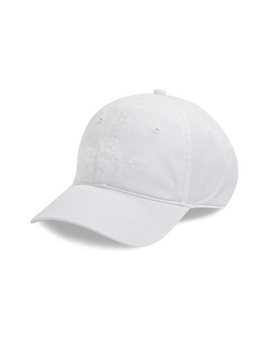 Embroidered Tonal Logo Baseball Hat by Calvin Klein Jeans