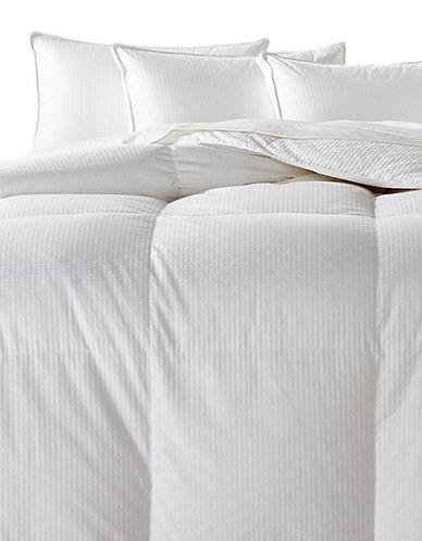 Hotel Collection European Down Medium Weight Duvet-WHITE-Full/Queen