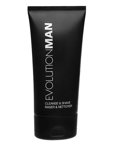 Evolution Man Cleanse and Shave-NO COLOUR-0
