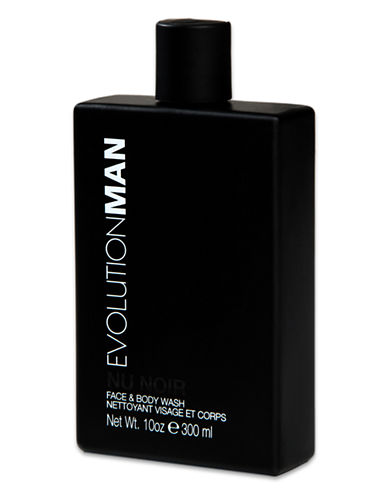Evolution Man Face and Body Wash-NO COLOUR-0