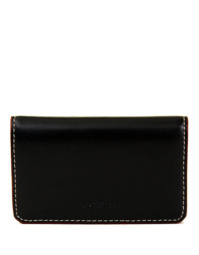 Lodis Mini Card Case black One Size