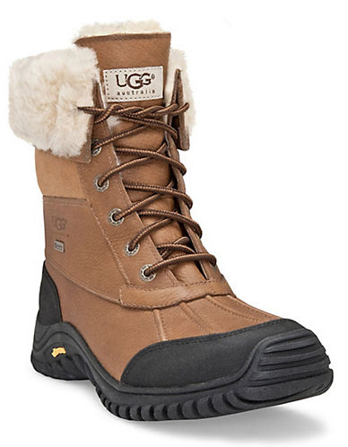 Ugg Adirondack Sheepskin Boots-OTTER-9