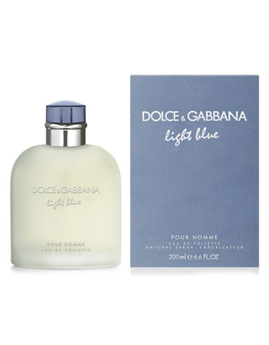 Dolce & Gabbana Light Blue Pour Homme Eau De Toilette-NO COLOUR-200 ml