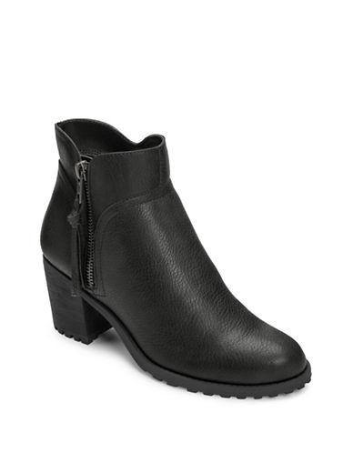 Aerosoles Convincing Ankle Boots-BLACK-7.5
