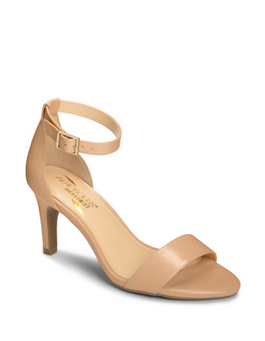 Aerosoles Strappy Sandals-NUDE-9 88926205_NUDE_9