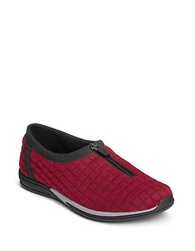 Aerosoles Traveler Round Toe Sneakers-RED-6