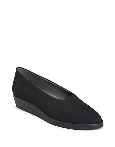 Aerosoles Slip-On Casual Shoes-BLACK-5