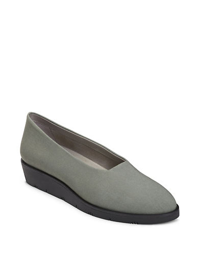Aerosoles Slip-On Casual Shoes-GREY-11