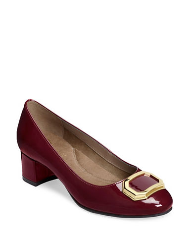 Aerosoles Compadre Classic Pumps-RED-7