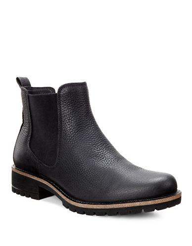 Ecco Elaine Chelsea Boots-BLACK-EUR 39/US 9