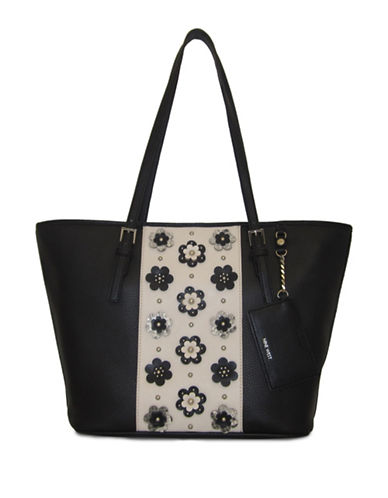 Nine West Ava Tote-BLACK-One Size 88802055_BLACK_One Size