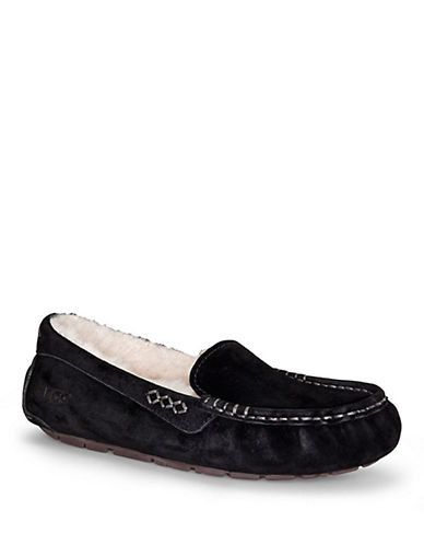 Ugg Ansley Slipper-BLACK-6