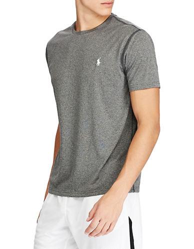 Polo Ralph Lauren Active Fit Performance T-Shirt-BLACK-XX-Large 89952452_BLACK_XX-Large